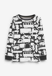 Next - 3 PACK TRANSPORT SNUGGLE  - Pyjama set - grey - 1