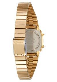 Casio - Digitalklocka - gold-coloured - 3