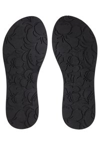 Roxy - VISTA III - Sandály s odděleným palcem - black - 2