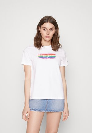 JOSEPHINE - Camiseta estampada - white