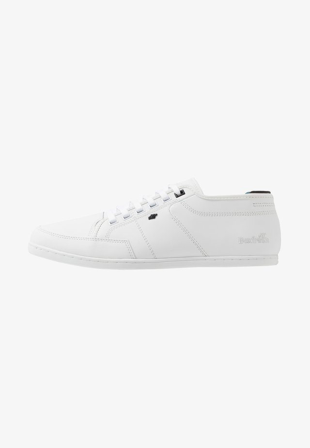 SPARKO - Baskets basses - white