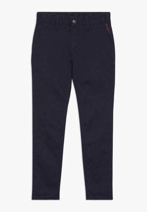 SLIM - Chino kalhoty - navy