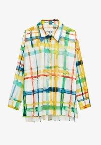 Uterqüe - Button-down blouse - white - 5