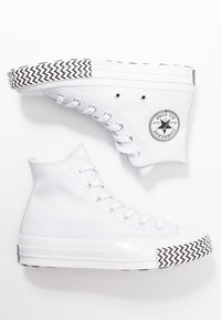 Converse - CHUCK 70 MISSION-V - Baskets montantes - white/black - 5