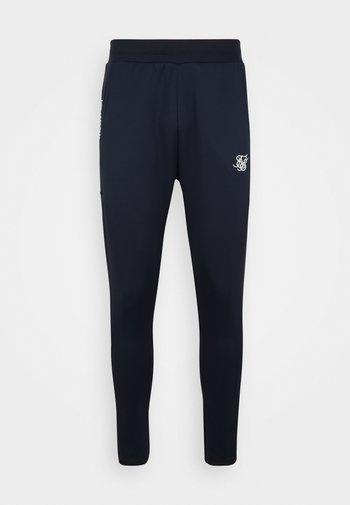 RETRO SCOPE PANTS - Pantaloni sportivi - navy