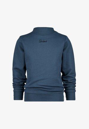Sweater - iron blue