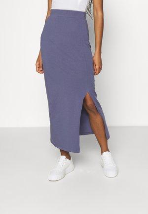 Falda larga - lilac