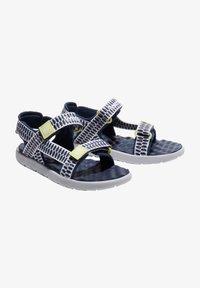 Timberland - Walking sandals - black iris - 0