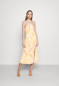 Fashion Union - SAUNTER DRESS - Robe d'été - watercolour - 1