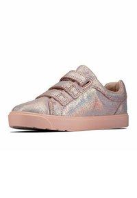 Clarks - CITY OASISLO - Sneakers laag - pink metalic - 1