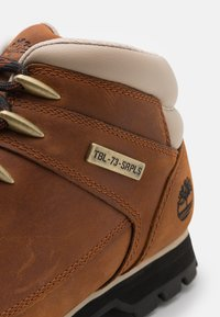 Timberland - EURO SPRINT HIKER - Lace-up ankle boots - red brown