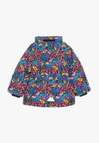 Name it - NMFMAXI JACKET FLOWER FIELD - Zimní bunda - dark sapphire - 2