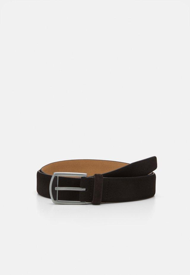 WATSON BELT - Formální pásek - brown