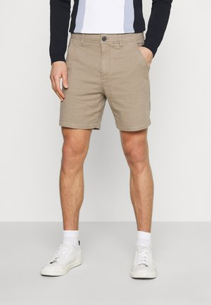 SLHSTORM FLEX - Shorts - petrified oak/mix bungee