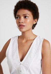 Blendshe - Košilové šaty - bright white - 4