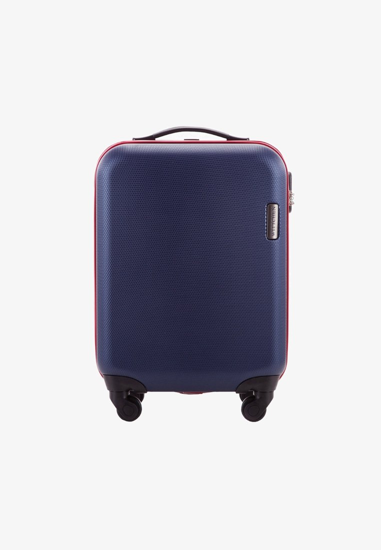 Wittchen - Wheeled suitcase - blue