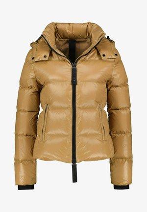 PEPULE - Winter jacket - nougat
