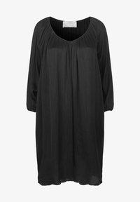 INAN ISIK - Day dress - schwarz - 1