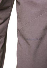 Mammut - MASSONE  - Outdoor trousers - shark - 6
