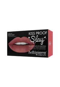 bellápierre - KISS PROOF SLAY KIT - Palette pour les lèvres - nude - 1