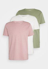 TEE 3 PACK - Basic T-shirt - multi