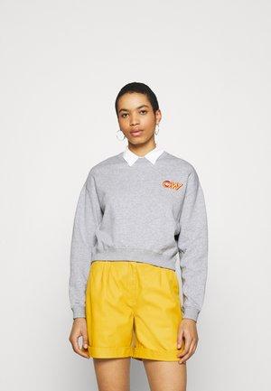 NADJA - Sweatshirt - grey mélange