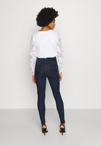 New Look - LIFT AND SHAPE HIGHWAIST - Jeans Skinny Fit - blue - 2