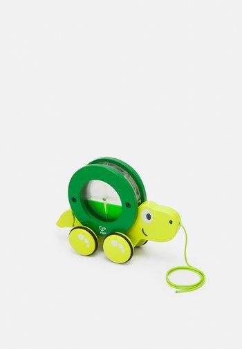 NACHZIEHSCHILDKRÖTE TITO UNISEX - Toy - green