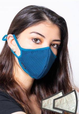Maschera in tessuto - blue