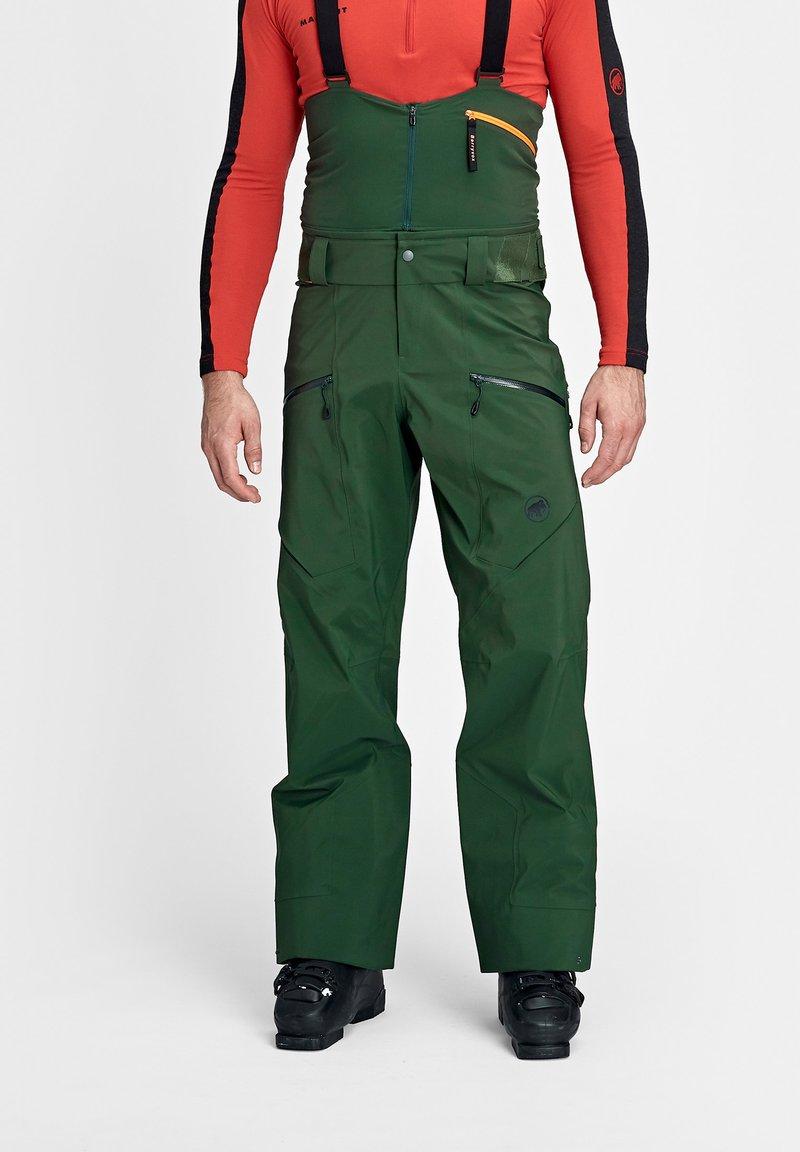 Mammut - HALDIGRAT - Pantaloni da neve - woods