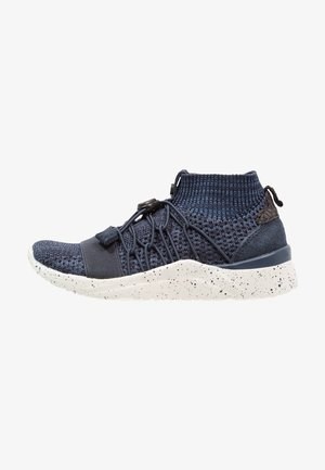 TYR KIDS - High-top trainers - navy