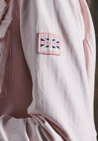 Superdry - ROOKIE VJ - Summer jacket - rosa - 2