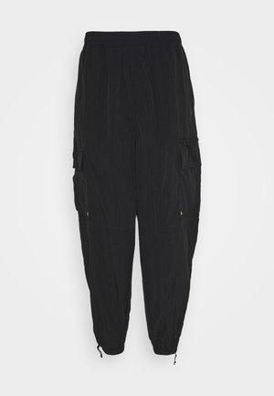 SCOTTIE BAGGY JOGGERS UNISEX - Pantaloni sportivi - black