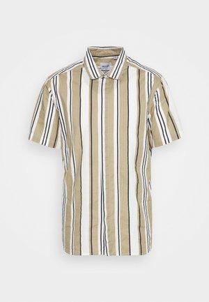 ONSKETAN LIFE SLUB STRIPE SHIRT - Camisa - chinchilla
