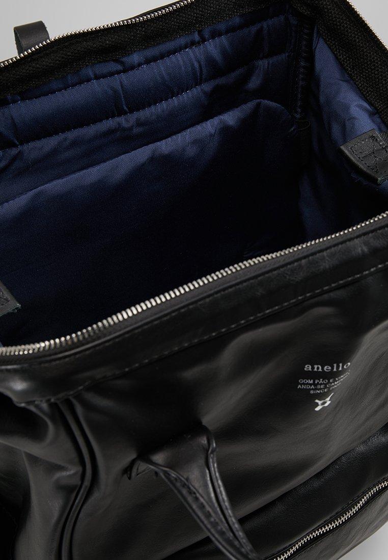 anello TOTE BACKPACK VEGAN LARGE - Tagesrucksack - black/schwarz - Herrentaschen STm23