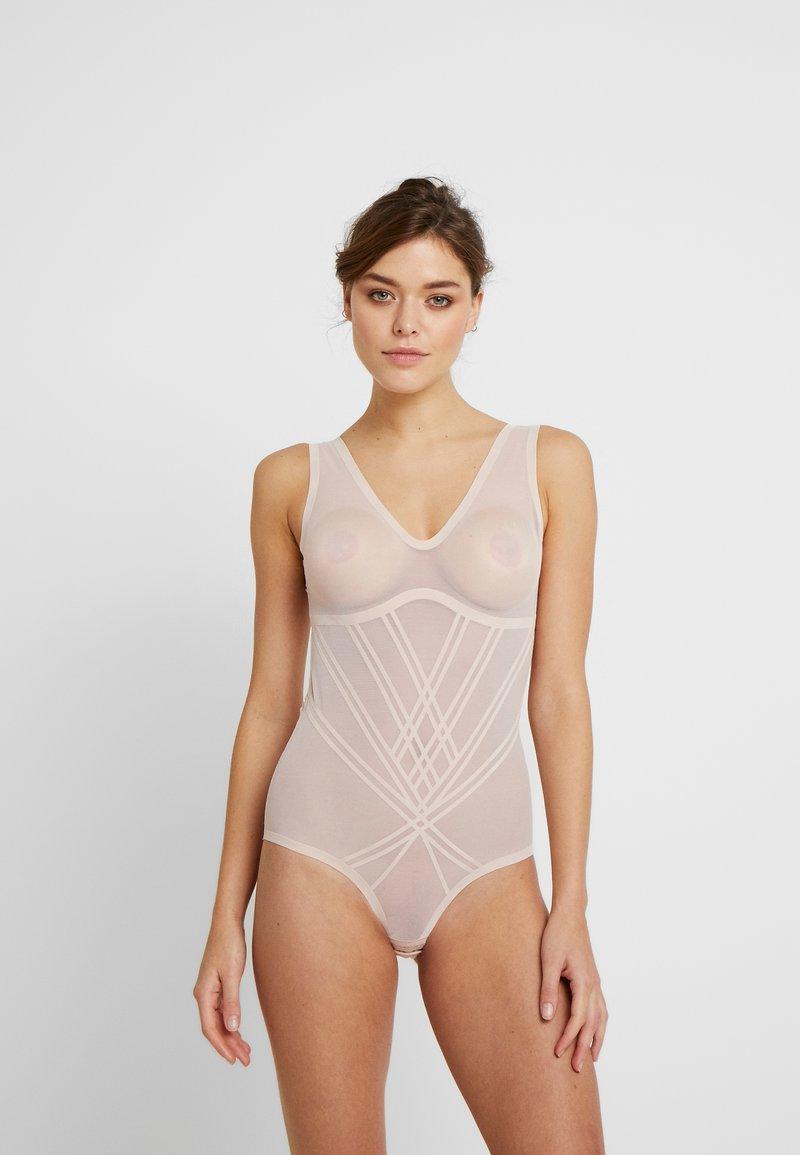DORINA - INVISIBLE SHAPING BODY - Body - nude