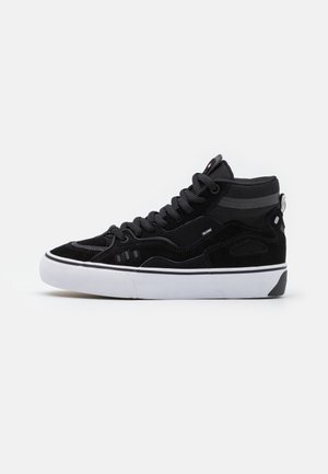 DIMENSION - High-top trainers - black/white