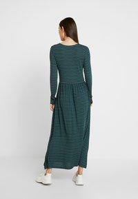 Samsøe Samsøe - LEAH DRESS - Maxi dress - dark green - 3