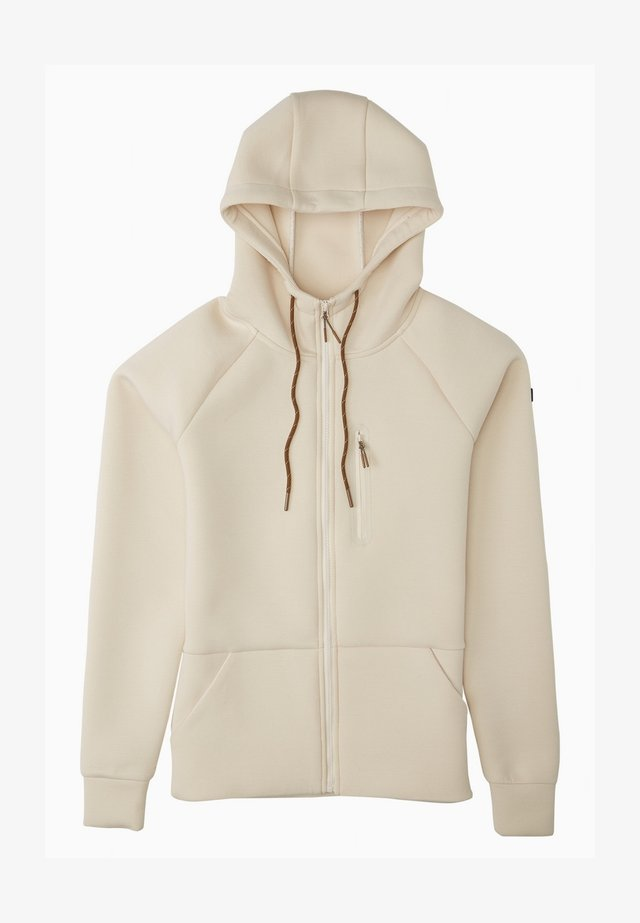 ADVENTURE DIVISION COLLECTION FREEZING FOG  - Hoodie met rits - white cap