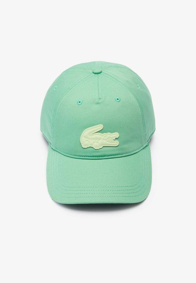 Casquette - grün