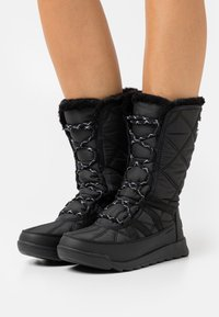 Sorel - WHITNEY TALL - Winter boots - black - 0