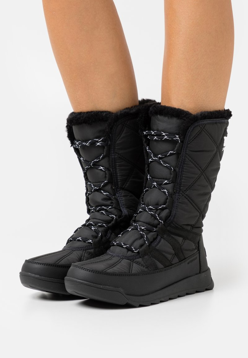 Sorel - WHITNEY TALL - Winter boots - black