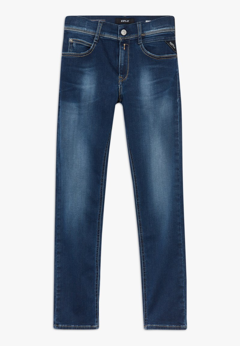 Replay - HYPERFLEX STRETCH - Jeans Skinny - blue