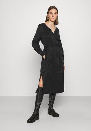 AFFRA - Denní šaty - schwarz