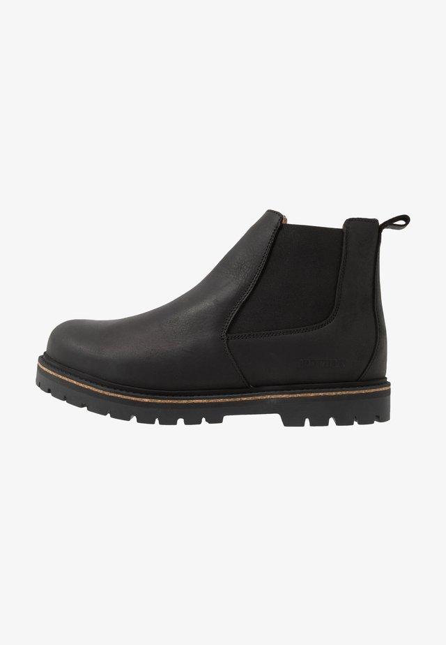 STALON - Kotníkové boty - black