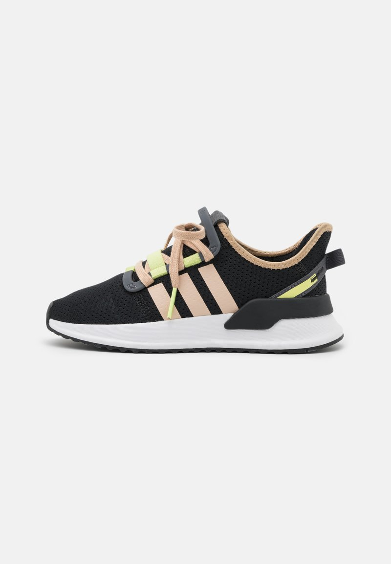 adidas Originals - U_PATH RUN SHOES - Trainers - feather grey/halo gold/footwear white
