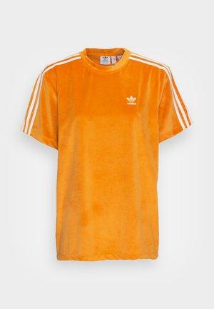 TEE - Basic T-shirt - focus orange