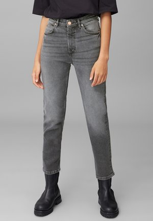Straight leg jeans - multi/mid grey stone