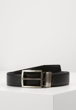 TATANKA - Belt - nero/blu