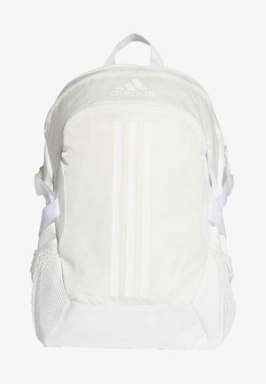 AEROREADY POWER 5 BACKPACK - Reppu - white
